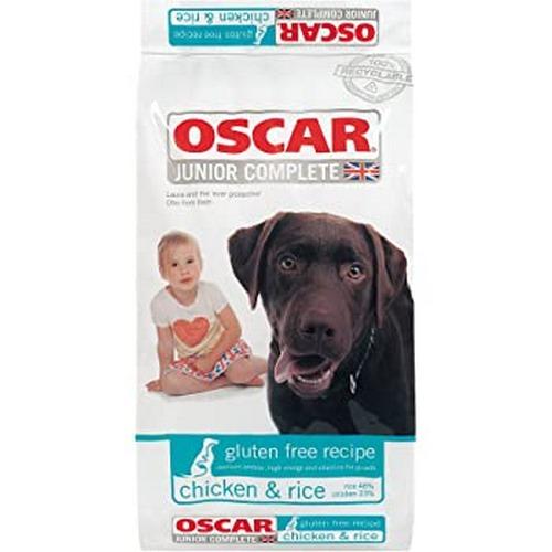 غذای سگ اسکار با طعم بره
