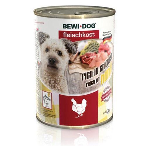کنسرو سگ با طعم گوشت مرغ