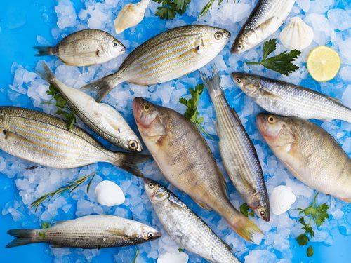 Boneless fish