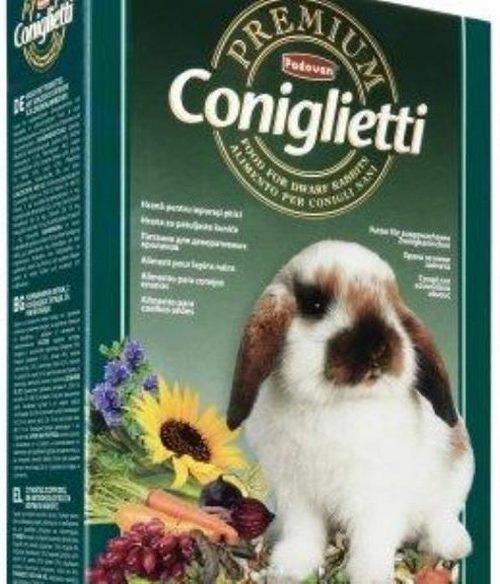 غذای خرگوش پریمیوم