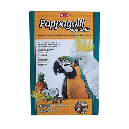 غذای طوطی سانان مدل Pappagalli Grandmix