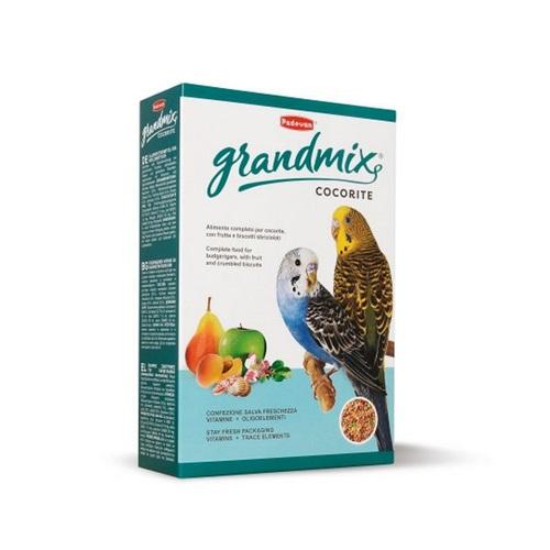 غذای مرغ عشق مدل Padovan GrandMix Cocorite