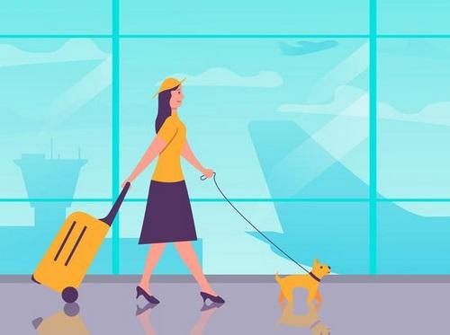 مقررات ورود و خروج حیوانات خانگی همراه مسافر