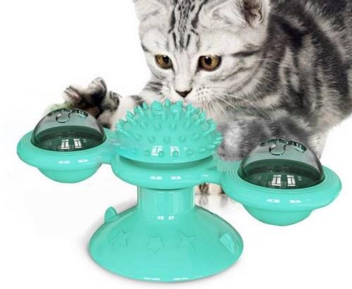 قیمت اسباب بازی برای گربه ها